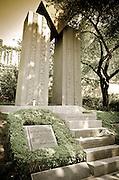 Holocaust memorial at Père Lachaise Cemetery, Paris, France