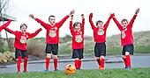 Dundonald Boys team