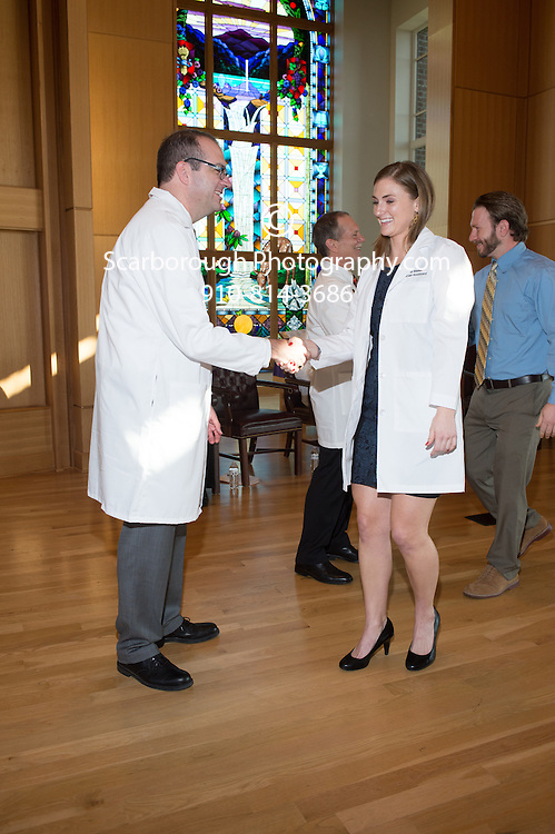 2015 Physician Assistant Program Graduation Ceremony