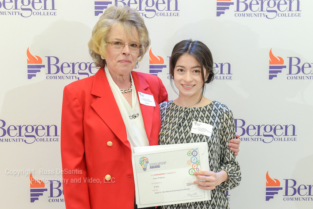 The Bergen Community College Foundation held its Scholarship Award Ceremony on Wednesday, April 27, 2016 at Biagio's Ristorante in Paramus, NJ. / Russ DeSantis Photography and Video, LLC