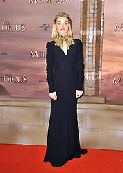 Emma Rigby attends the German premiere of the film 'The Physician' at Zoo Palast,  Berlin, Germany, Monday, 16th December 2013. Picture by  Schneider-Press / i-Images<br /> UK & USA ONLY