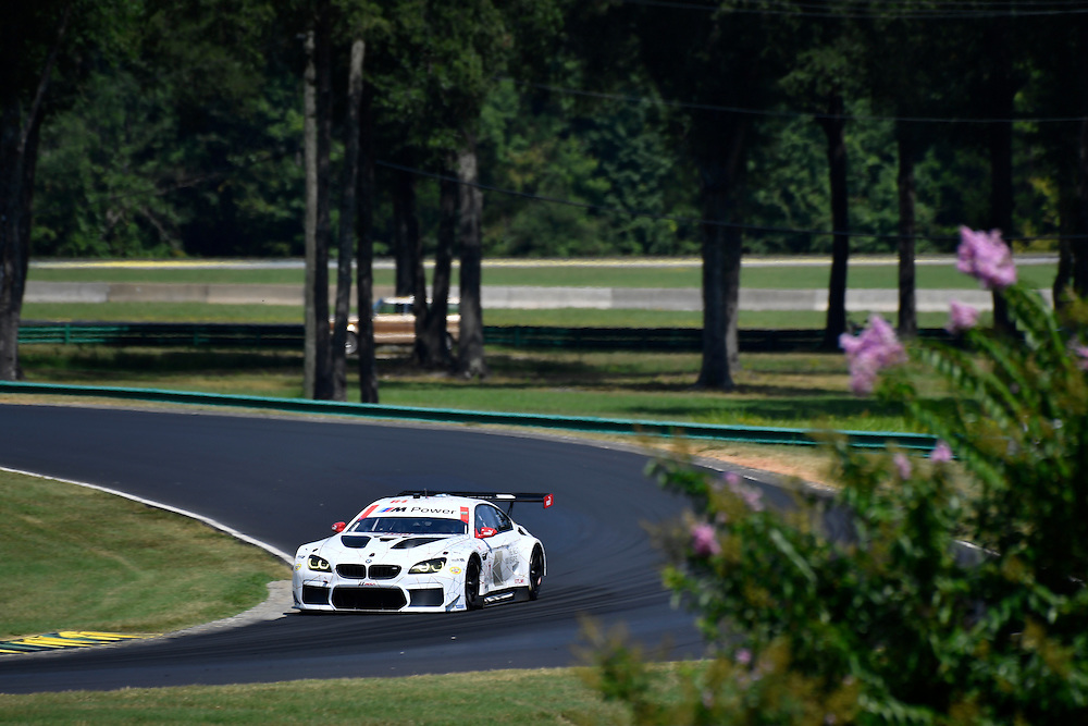 26-28 August, 2016, Alton, Virginia USA<br /> 100, BMW, F13 M6, GTLM, Lucas Luhr, John Edwards<br /> &copy;2016, Scott R LePage <br /> LAT Photo USA