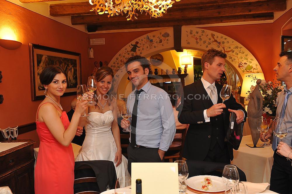 Cormons 26/05/2012.Aida & Giorgio..© foto di Simone Ferraro