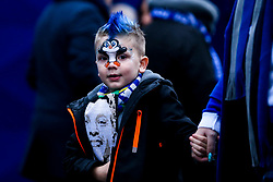 Everton fans arrive at Goodison Park to see their side take on Tottenham Hotspur - Mandatory by-line: Robbie Stephenson/JMP - 23/12/2018 - FOOTBALL - Goodison Park - Liverpool, England - Everton v Tottenham Hotspur - Premier League