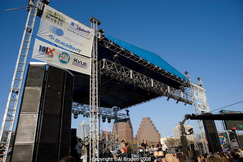 SXSW (South By Southwest) Music Festival, Austin, Texas