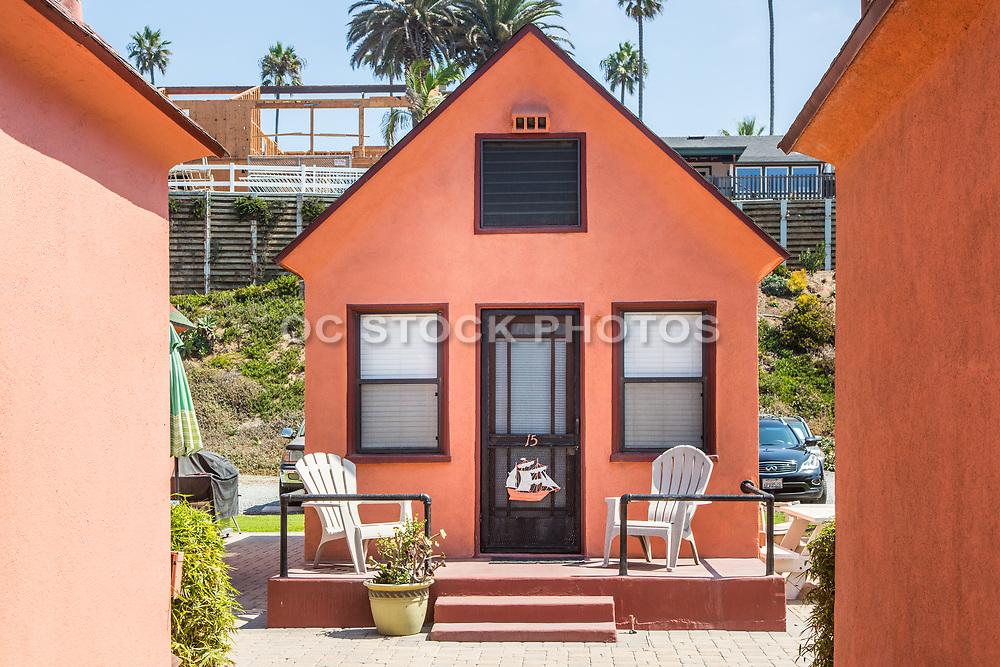 Robert's Beachfront Cottages Oceanside California