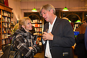 Alba Arikha  book launch for 'Soon' , Daunt's Holland Park.. London. 17 September 2013. LISA DWAN; TOM SMAIL, Alba Arikha  book launch for 'Soon' , Daunt's Holland Park.. London. 17 September 2013.