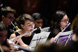 Lincolnshire Music Service presents the Lincolnshire Youth Concert Orchestra and Lincolnshire Youth String Orchestra at the Drill Hall, Lincoln.<br /> <br /> Picture: Chris Vaughan Photography<br /> Date: June 25, 2017