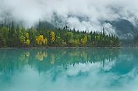 Kinney Lake, Mount Robson Provincial Park British Columbia