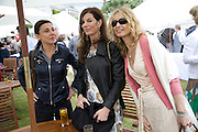 Caitlin Mavroleon; Maryam D'Abo, The Cartier Style et Luxe Concours lunch at the Goodwood Festival of Speed. July 13, 2008  *** Local Caption *** -DO NOT ARCHIVE-© Copyright Photograph by Dafydd Jones. 248 Clapham Rd. London SW9 0PZ. Tel 0207 820 0771. www.dafjones.com.