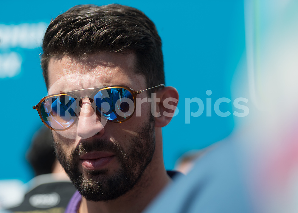 José María López (ARG) of DS Virgin Racing Formula E Team during the Berlin FIA Formula E ePrix 2017 at Tempelhof Airport, Berlin, Germany on 10 June 2017. Photo by Vince Mignott.