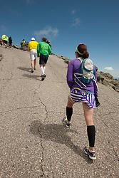 53rd Mt Washington 7.6 mile Road Race Base to Summit:
