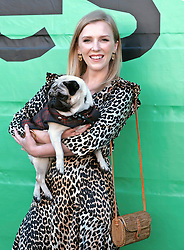 Edinburgh International Film Festival, Thursday, 28th June 2018<br /> <br /> PATRICK (SPECIAL SCREENING)<br /> <br /> Pictured:  Beattie Edmondson with Harley the dog<br /> <br /> (c) Alex Todd | Edinburgh Elite media