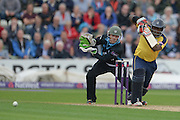 Michael Carberry during the NatWest T20 Blast Quarter Final match between Worcestershire County Cricket Club and Hampshire County Cricket Club at New Road, Worcester, United Kingdom on 14 August 2015. Photo by David Vokes.
