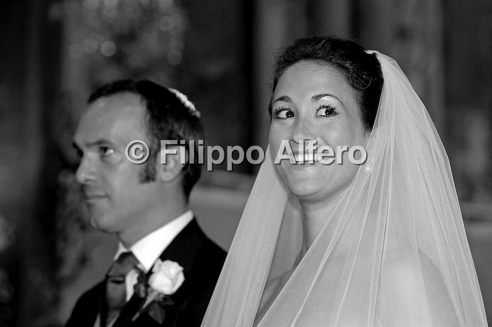 &copy; Filippo Alfero<br /> Giulia e Fabio<br /> San Mauro - San Raffaele Cimena, 03/09/2010