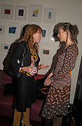 Charlotte Tilbury and Cathy Kasterine, Party to celebrate the publication of 'Rita's Culinary Trickery' by Rita Konig. Morton's. 18 November 2004.  ONE TIME USE ONLY - DO NOT ARCHIVE  © Copyright Photograph by Dafydd Jones 66 Stockwell Park Rd. London SW9 0DA Tel 020 7733 0108 www.dafjones.com