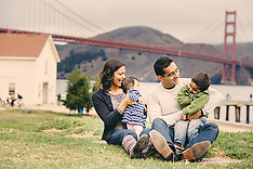Irani Family Photos | Crissy Field San Francisco