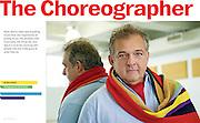 """""""Mark Morris: The Choreographer"""", Listen Magazine, Summer 2012"""