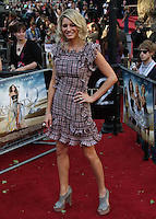 Tess Daly London, UK, 27 May 2010: European Premiere of Sex And The City 2, Leicester Square gardens. For piQtured Sales contact: Ian@piqtured.com Tel: +44(0)791 626 2580 (Picture by Richard Goldschmidt/Piqtured)