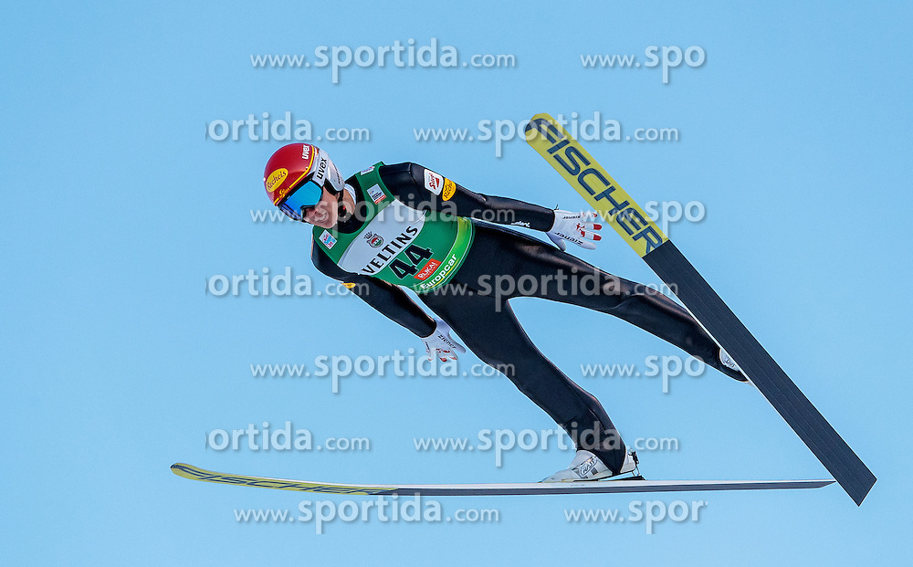 25.11.2016, Nordic Arena, Ruka, FIN, FIS Weltcup Nordische Kombination, Nordic Opening, Kuusamo, Skisprung, im Bild Mario Seidl (AUT) // Mario Seidl (AUT) during Skijumping of FIS Nordic Combined World Cup of the Nordic Opening at the Nordic Arena in Ruka, Finland on 2016/11/25. EXPA Pictures © 2016, PhotoCredit: EXPA/ JFK