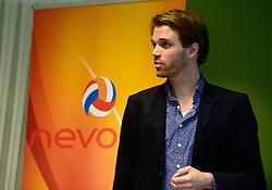 12-05-2014 NED: Persconferentie Nederlands vrouwen en mannen team, Arnhem<br /> Op papendal werden door beide bondcoaches en aanvoerders de plannen voor het nieuwe seizoen gepresenteerd / Thijs Pietersen