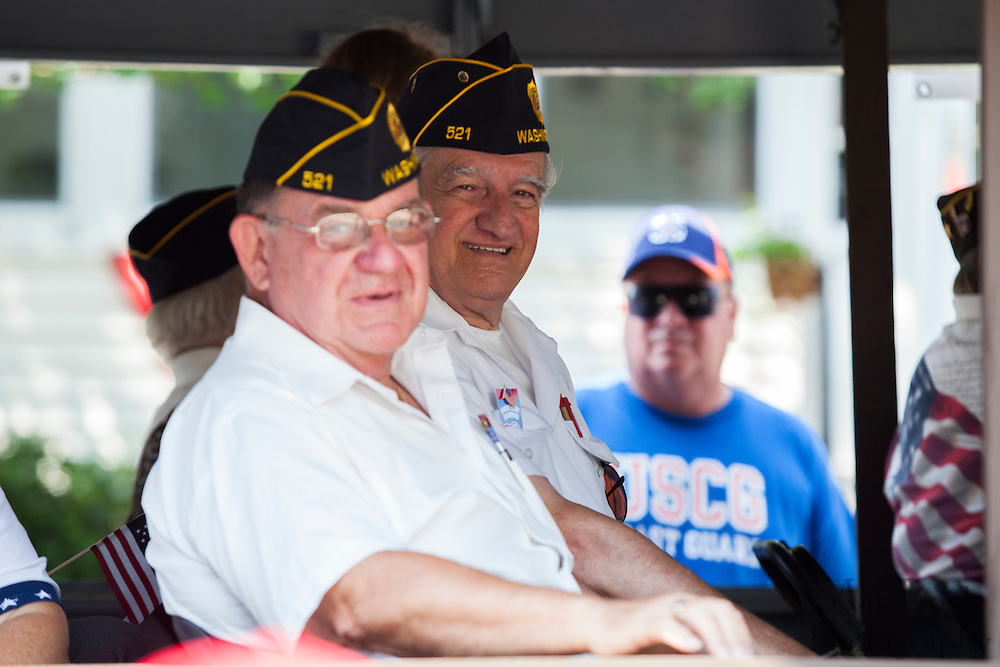 American Legion 521: Pitman 4th of July Parade down Broadway in Pitman NJ on Wednesday July 4, 2012. (photo / Mat Boyle)