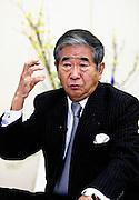Tokyo governor Shintaro Ishihara