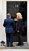 Joanna Lumley visit n 10