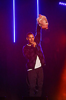 Slowthai performs at the 2019 Hyundai Mercury Prize, Eventim Apollo, London, UK, Saturday 06 July 2019<br /> Photo JM Enternational