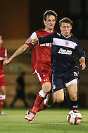 Picture by David Horn/Focus Images Ltd +44 7545 970036.21/08/2012.Luke Freeman of Stevenage during the npower League 1 match at the Matchroom Stadium, London.