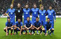 05/11/15 UEFA EUROPA LEAGUE GROUP STAGE<br /> CELTIC v MOLDE FK<br /> CELTIC PARK - GLASGOW<br /> Molde Team Picture.