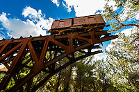 The Cattle Car, Monument to the Deportees, Yad Vashem,  The Holocaust Martyrs' and Heroes' Remembrance Authority, Jerusalem, Israel.