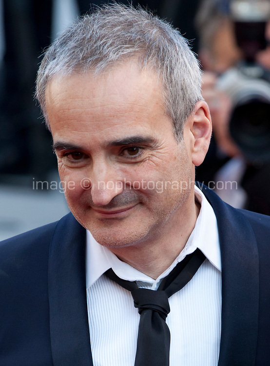 Olivier Assayas at Based on a True Story (D'apres Une Histoire Vraie) gala screening at the 70th Cannes Film Festival Saturday 27th May 2017, Cannes, France. Photo credit: Doreen Kennedy