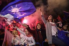 Tayyip Erdogan wins Turkey Election - 24 June 2018