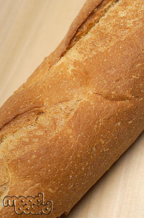 Close-up of baguette