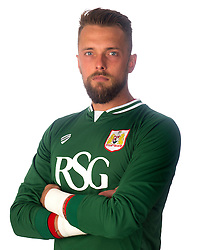 Ben Hamer of Bristol City  - Mandatory byline: Joe Meredith/JMP - 07966386802 - 04/08/2015 - FOOTBALL - Bristol City Training Ground -Bristol,England - Bristol City Headshots