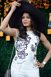 June 3, 2017 - Jersey City, NJ, USA - June 3, 2017 Jersey City, NJ..Freida Pinto attending the Veuve Cliquot Polo Classic at Liberty State Park on June 3, 2017 in Jersey City, NJ. (Credit Image: © Kristin Callahan/Ace Pictures via ZUMA Press)