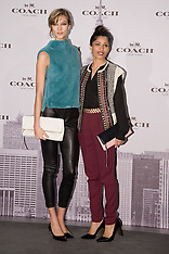 NOV 20 2013 Coach boutique opening