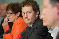 14 MAY 2013, BERLIN/GERMANY:<br /> Michael Kretschmer, MdB, CDU, Vorsitzender des Arbeitskreises Netzpolitik der CDU Deutschlands, CDU MediaNight-Fachtagung, Konrad-Adenauer-Haus<br /> IMAGE: 20130514-02-015