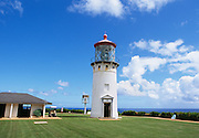 Kilauea Lighthouse, Kauai, Hawaii.