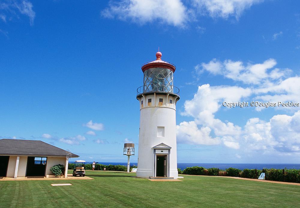 Kilauea Lighthouse, Kauai, Hawaii.