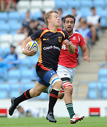 Tim Lightenberg of Germany  - Photo mandatory by-line: Dougie Allward/JMP - Mobile: 07966 386802 - 11/07/2015 - SPORT - Rugby - Exeter - Sandy Park - European Grand Prix 7s
