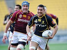Wellington-Rugby, ITM Cup, Wellington v Southland, September 09