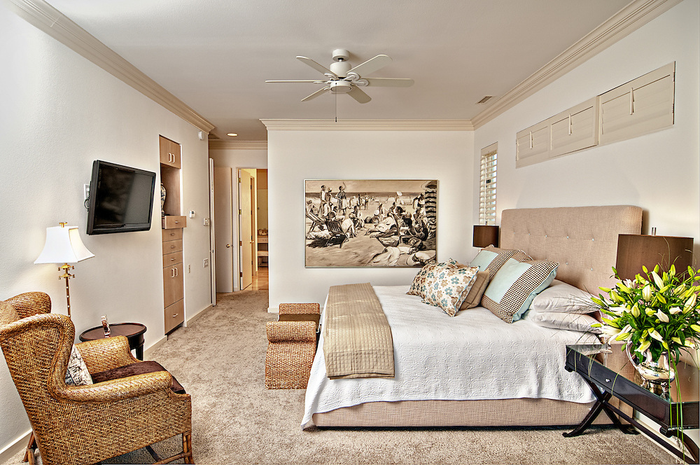Wrightsville Beach Home Bedroom