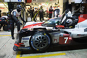 June 12-17, 2018: 24 hours of Le Mans. 7 Toyota Racing, Toyota TS050 Hybrid, Mike Conway, Kamui Kobayashi, Jose Maria Lopez
