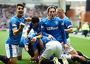 Rangers v Hibernian - Ladbrokes Scottish Premiership - 12 Aug 2017