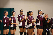 Volleyball 2011 Ellicottville vs Panama Class D Championship