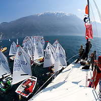27th Lake Garda Meeting Optimist 2009