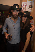 JAMES MIDDLETON; PIPPA MIDDLETON, The launch of Beaver Lodge in Chelsea, a cabin bar and dance saloon, 266 Fulham Rd. London. 4 December 2014
