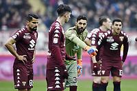 Salvatore Sirigu Torino <br /> Torino 18-02-2018 Stadio Olimpico Grande Torino Calcio Serie A 2017/2018 Torino - Juventus Foto Image Sport / Insidefoto